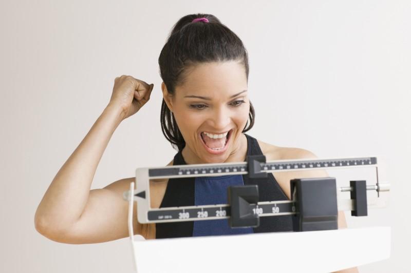 riduzione del peso