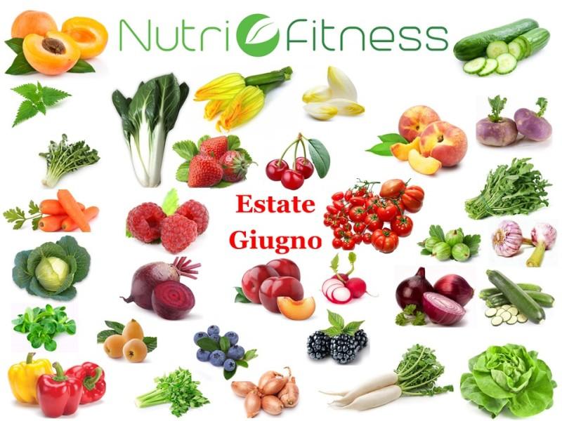 Frutta e verdura Giugno