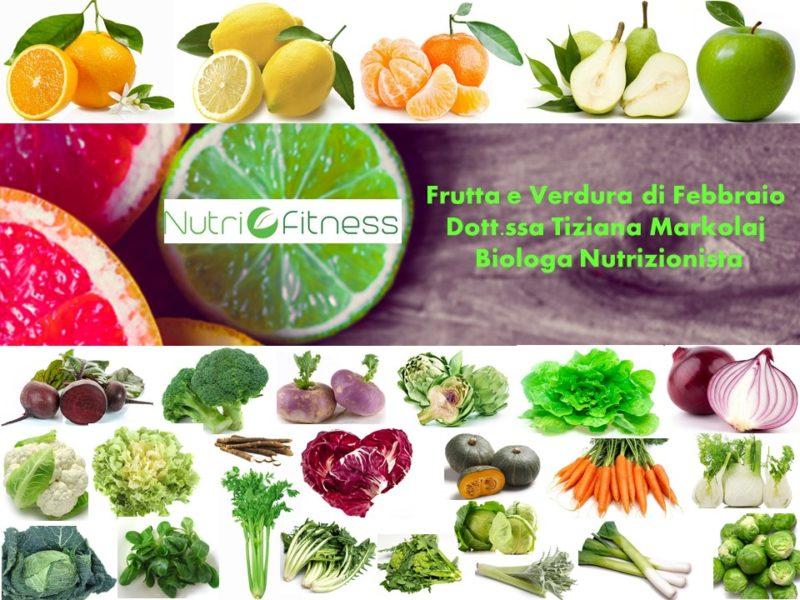 Frutta e Verdura Febbraio