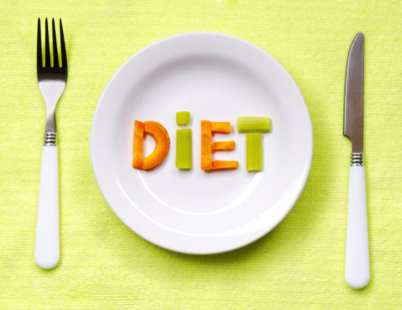 5 consigli per portare a termine una dieta