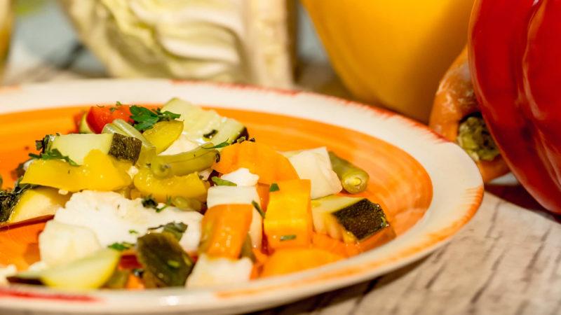 I trucchi per cucinare sano e veloce