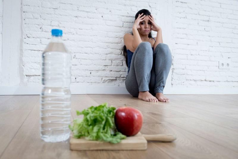 Come riconoscere un disturbo dell'alimentazione
