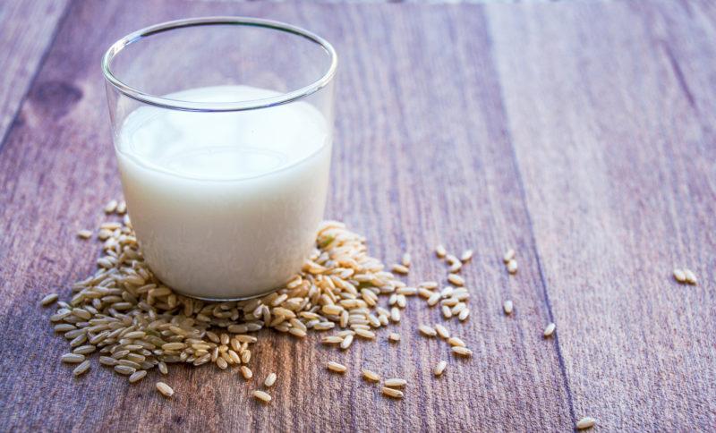 crea il tuo carrello sano latte e bevande vegetali