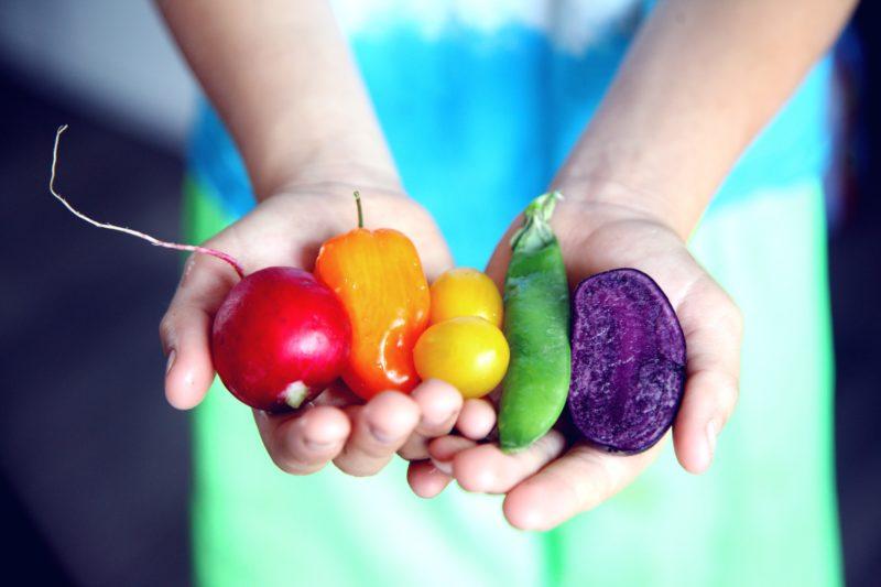 frutta e verdura di stagione aprile