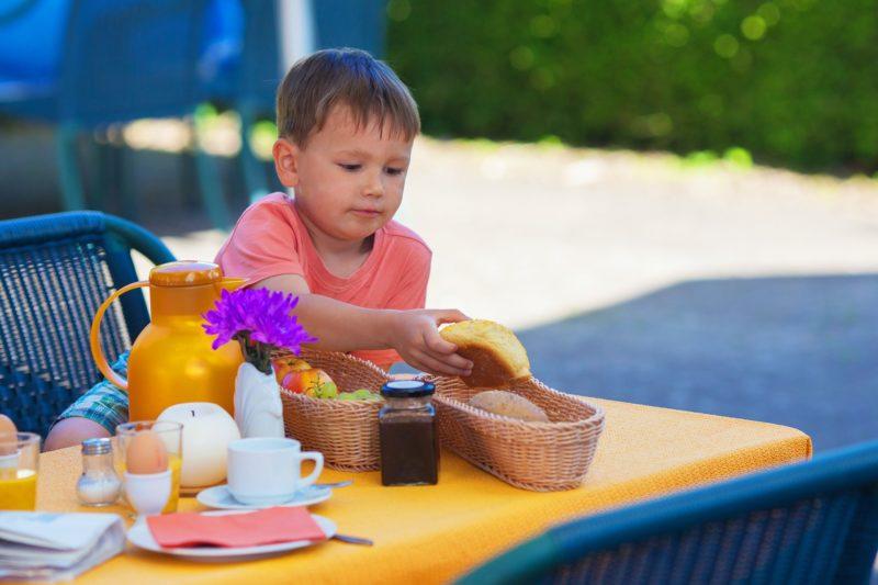 camp estivi sportivi: quale colazione per i ragazzi?
