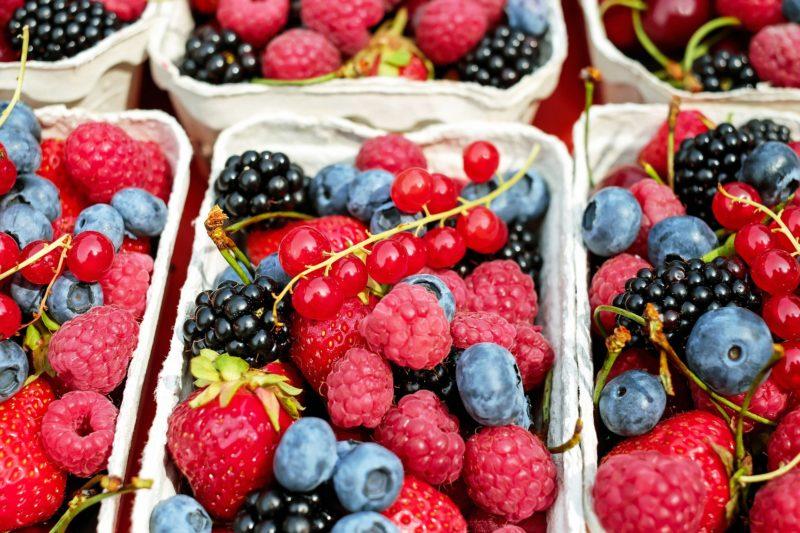 Frutta e Verdura di Stagione - Giugno