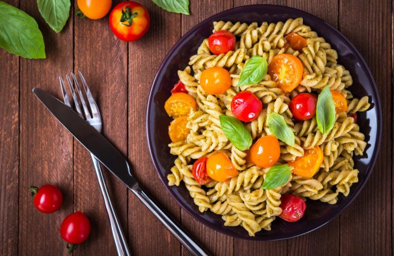 Cucina il tuo primo piatto sano