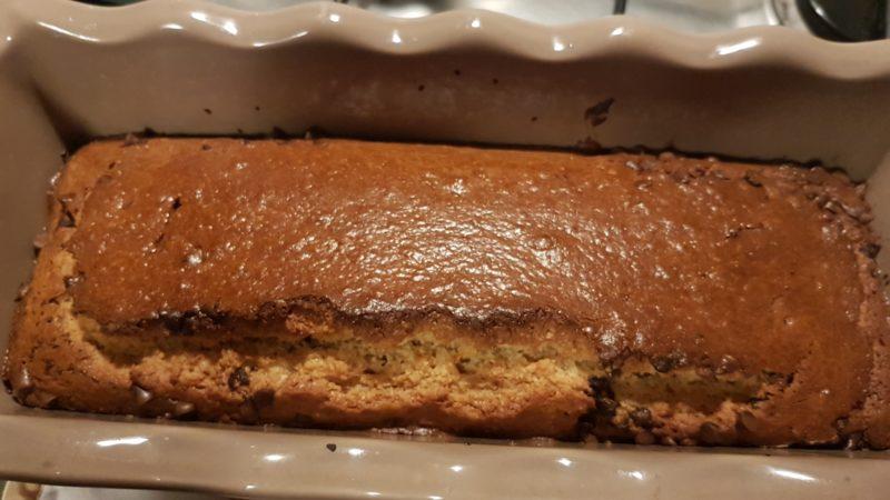 Plumcake delizioso senza zucchero e senza glutine