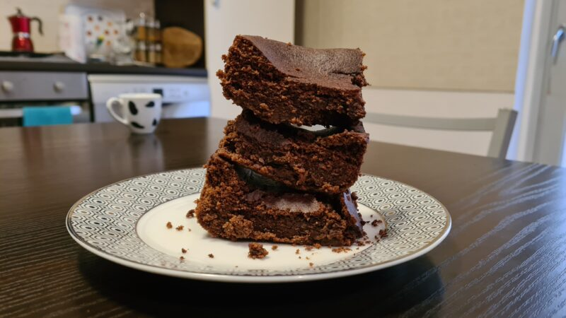 Tenerissimi Brownies