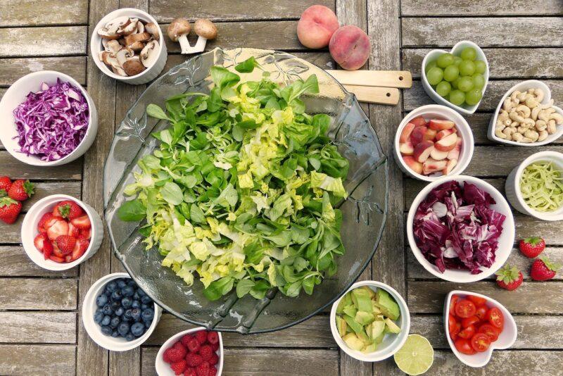 Insalatone Nutrifitness bilanciate e gustosissime